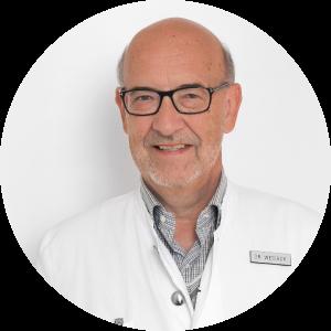 Portraitfoto von Dr. med. Wolfgang Wesiack, Zentrum für Innere Medizin, Hamburg-Lurup